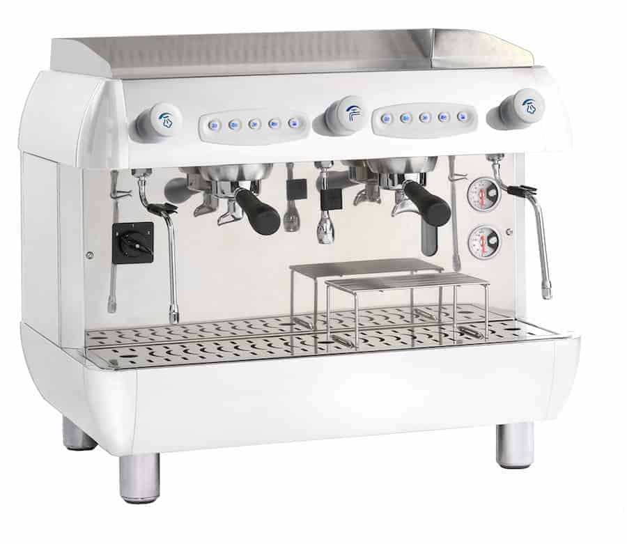 Espresso Coffee Machine Range