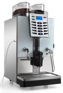 Nuova Simonelli Talento vs Franke coffee machine