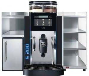 lease automatic coffee machine