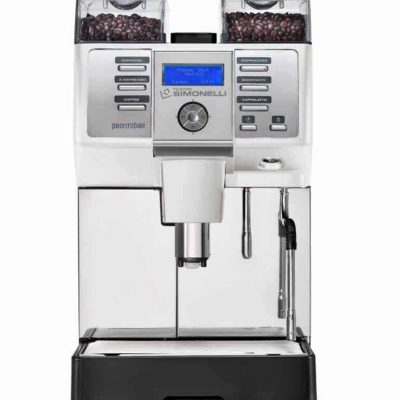 Nuova Simonelli Pronto commercial automatic coffee machine