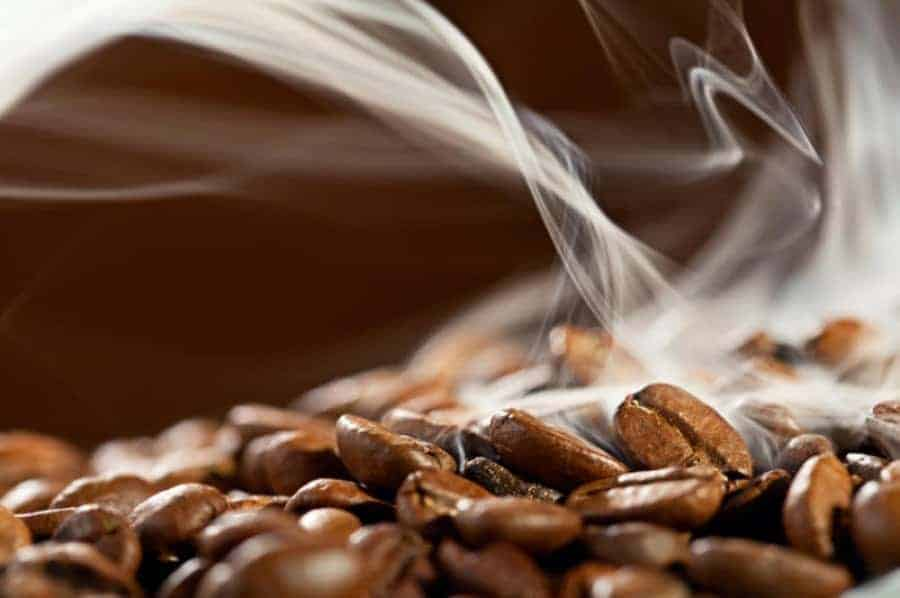 roasted coffee beans delivered