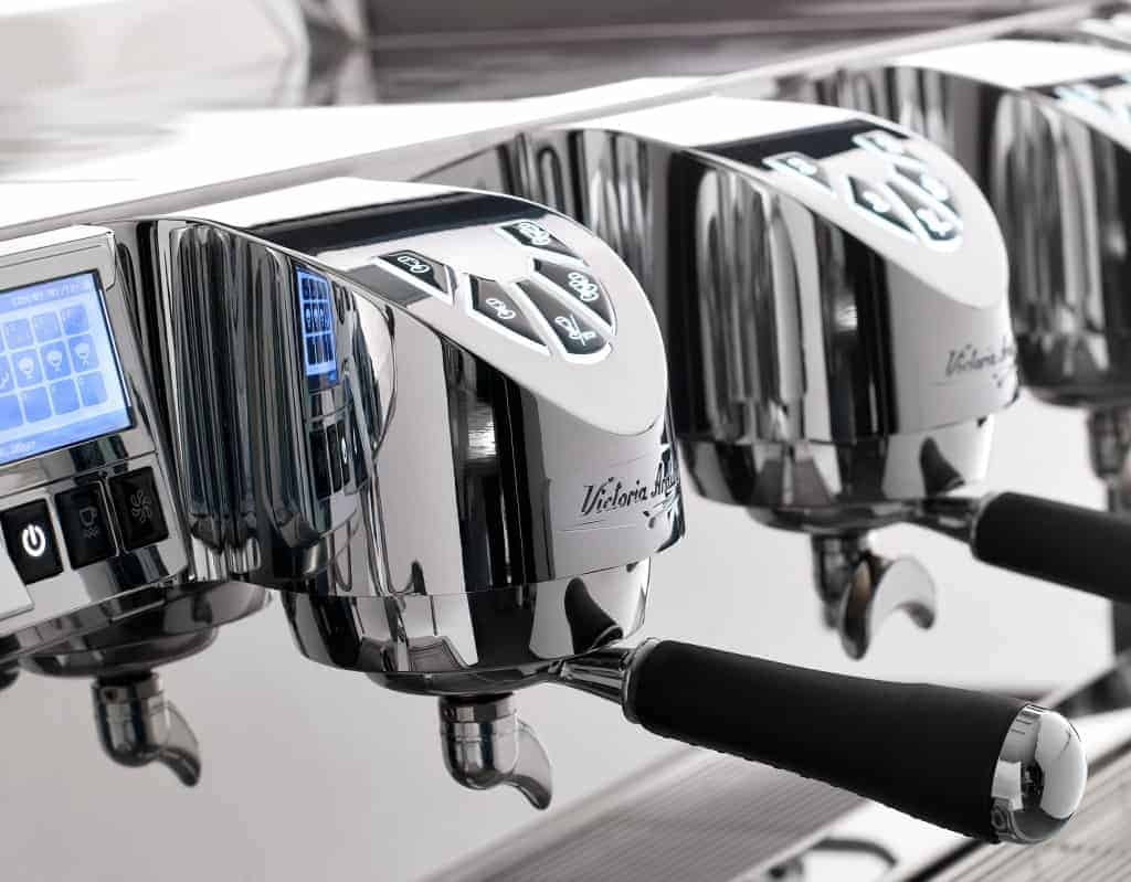 Victoria Arduino White Eagle Digit 3 Group Coffee Machine sydney