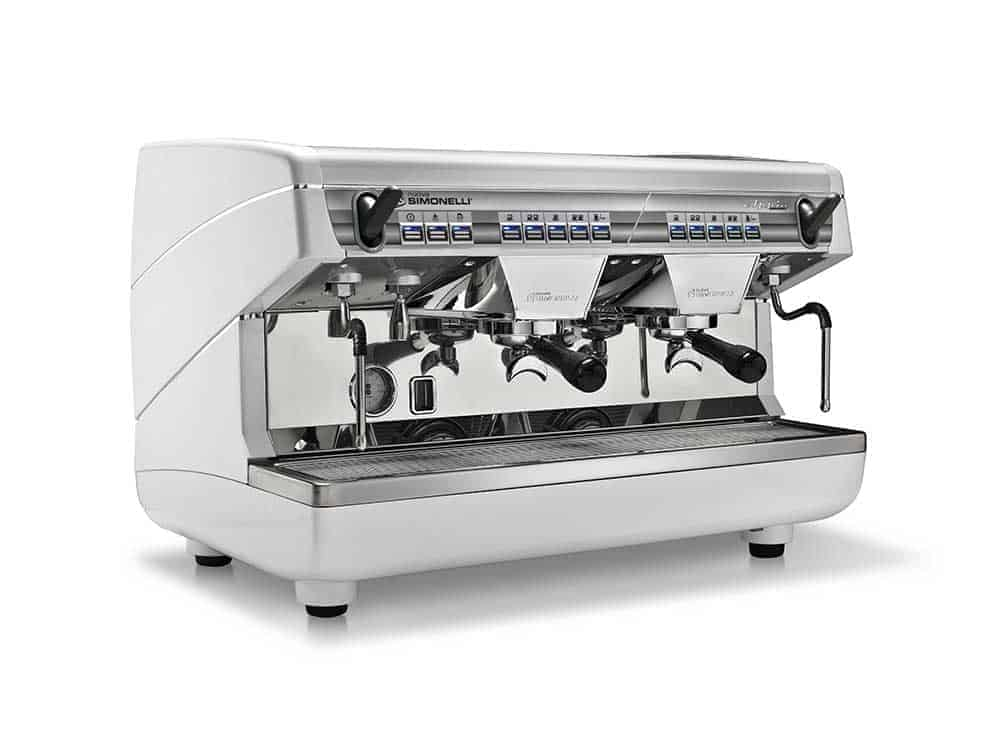 Nuova Simonelli Appia ii 2 Group Commercial Coffee Machine