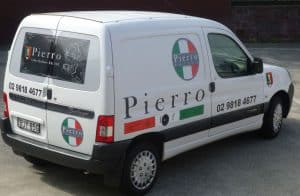 Commercial Coffee Machines For Mobile Vans