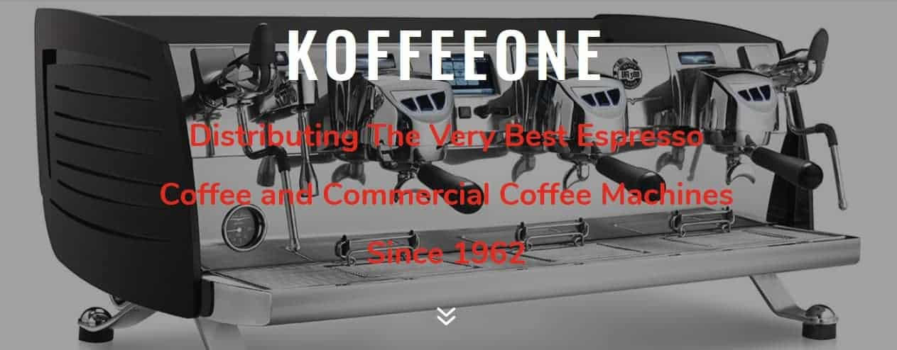 Commercial, Restaurant & Industrial Coffee Machines