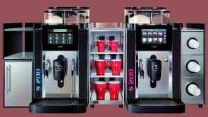Business coffee machines