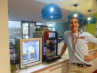 Office Coffee Machine Supplier
