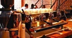 restaurant coffee machine supplier