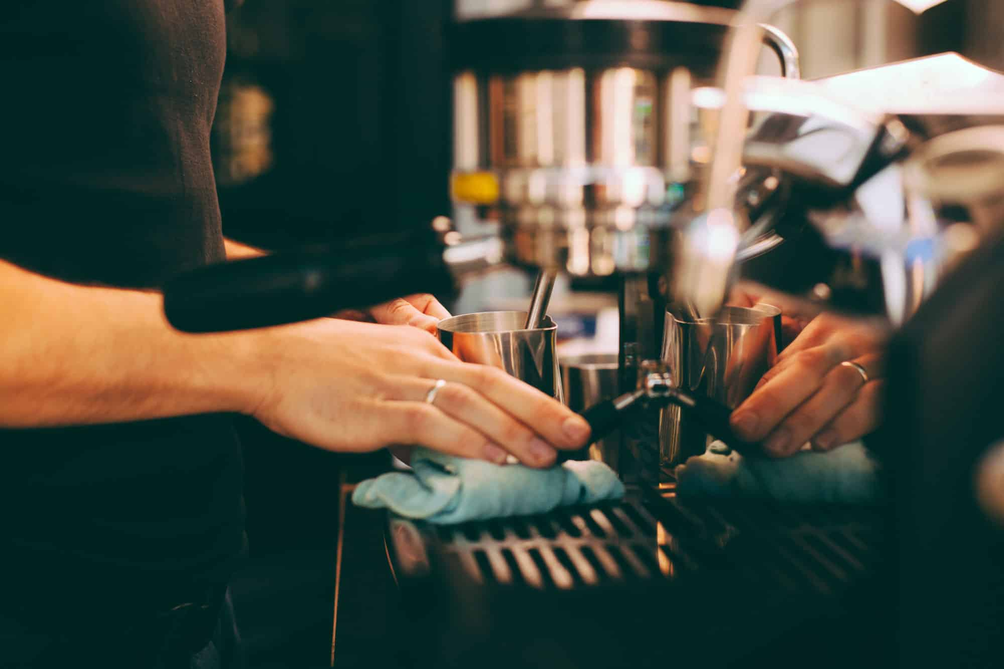 coffee machine cleaning best advice