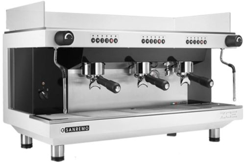 San Remo Zoe Competition 3 Group Commercial Coffee Machine