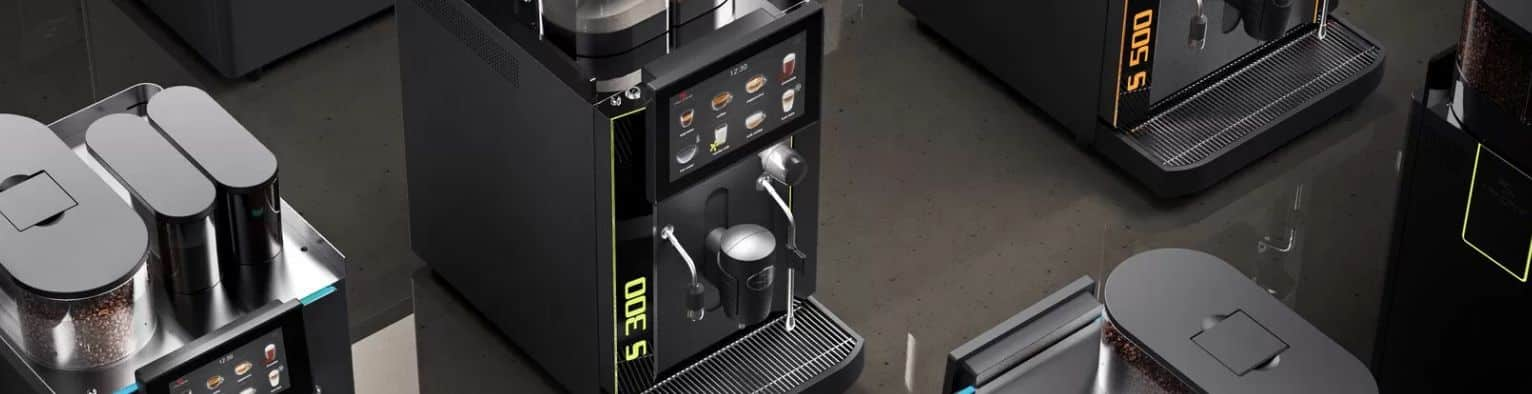 Rex Royal S200 Commercial Automatic Coffee Machines